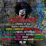 Eagles & Butterflies – Circoloco (DC10 Ibiza / The Garden) 01.08.2016