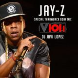 Javi Lopez V101 Jay-Z Throwback Bday Mix