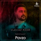 KLUBCAST0008 - Special Guest PAVZO