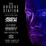 #004 Gaby @ The Groove Station