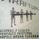 Kraftwerk - 7 Luglio 2005 - Neapolis Festival