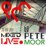 Deep Tech House Mix by DJ/Producer Pete Moor