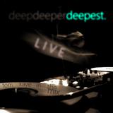 deep.deeper.deepest | LIVE @ CAFÉ D'ANVERS | home is where the beat is | funky deep