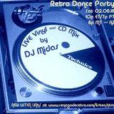 Retro Dance Party 02.06.2016 LIVE on Renegade Retro <renegaderetro.com>