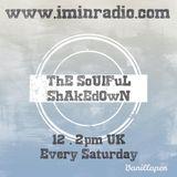 Neil Davies | Soulful Shakedown show 14/03/2015 #StillOnItSaturday #IMINRADIO