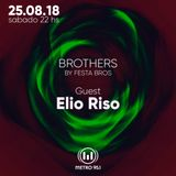 BROTHERS  . METRO 95.1 BUENOS AIRES