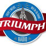 TRIUMPH RADIO Vol.7 GUEST:HIYADAM, Jazadocument & KAZMANIAC