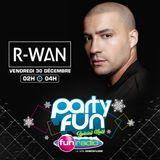 R-Wan - Party Fun on Fun Radio (Dec 16)