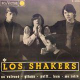 """LOS SHAKERS """"No volveré / Gitana / Pafff...bum / Me reiré"""" Ep (RCA, 1966)"""