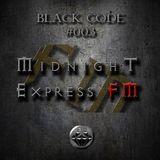 Pedro Leite - Black Code #003 - Midnight Express FM - 05-03-2016
