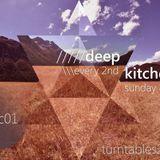 M01/ Deep Kitchen Volume V/ Turntables24.com