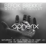 Befok Brekkie Episode 22 - Spherix