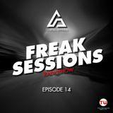 Giorgio Brindesi - Freak Sessions (Live @Janis Mexico City) EP14