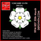 Doncaster Electronic Foundation Radio - 30th March 2015 - The Sound of Yorkshire