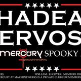 Make Mercury Spooky Again #1