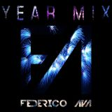YEAR MIX mixed by Federico Ava
