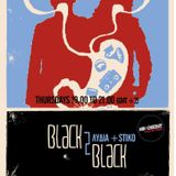 Black 2 Black (Stiko & Lydia) / radio show on Milk'n'Chocolate 26/02/2015