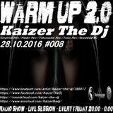 Rind Radio Warm Up #008 Kaizer The Dj 28.10.2016