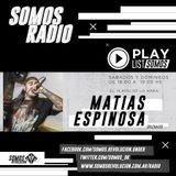 PlayListSomos por Matias Espinosa de Rechazo para #SomosRadio