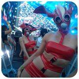 ISMAIA - Techno Carnival at Hardclub (dj set)