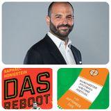 German Football Expert Raphael Honigstein on 'Das Reboot', Bundesliga and Bastian Schweinsteiger