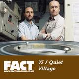 FACT Mix 07: Joel Martin (Quiet Village)