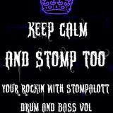 your rockin with stompalott drum and bass vol 1