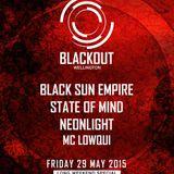 Drop & Timmy P MC Live @ Blackout 29 May 2015, San Fran