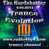 The Hardshutter Podcast-Radio 4by4 Trance channel 4.05.2012 (LIVE recorded set)