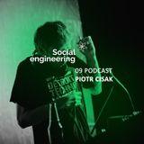 Social Engineering podcast 09 Piotr Cisak