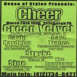 "Green Velvet LIVE PA at ""Cheer"" @ Irish Centre (Pittsburgh - USA) - 28 March 1998"