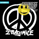 2 Bad Mice & MC N.R.G Bodstock 2017
