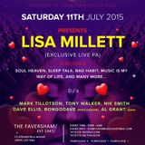 DJ TONY WALKER'S FUNKYLOVE LISA MILLETT MIX