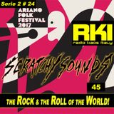 Scratchy Sounds 'The Rock and The Roll of The World': RKI Show Quarantacinque [Serie 2 #24]