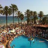 Tiare Beach Ibiza Podcast 2012 #02 mixed by Mettylectro