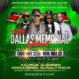The Official 2017 Dallas Memorial Weekend Mix | DJ Kalonje