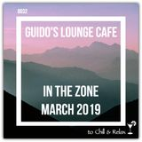 In The Zone - March 2019 (Guido's Lounge Cafe)