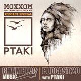 Champloo Music Podcast #20 PTAKI