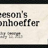 Beeson's Bonhoeffer