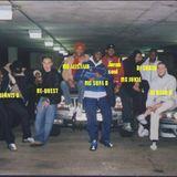 1999 Bouncin' Crew Garage Set - Dennis G, Jukie and Hijack