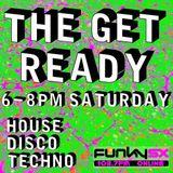 Greg May Get Ready 10th Nov 18 Rogue D Folamour DJ Sneak Elax Adri Block Justin Cudmore Chrissy