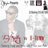 H-Town vs R.Kelly MIXED BY DJShoeshine