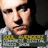 Soul Avengerz Conkrete Radio Show (Feb2013)