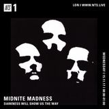 A Fist in the Face of God presents: Midnite Madness - 15th November 2017