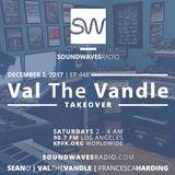 Episode 448 – Val The Vandle – December 2, 2017