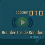 RECOLECTOR DE SONIDOS 010 - 06/2011