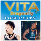 DJ TOMO Live at VITA Dragonfly Pool Party 2017/9/2