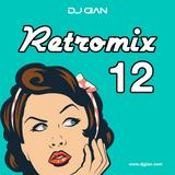 DJ GIAN - RETRO MIX VOL 12 (CLASICOS DEL REGGAETON)