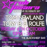 Recycled Events-Rob Tissera -Isle of Wight-- 06/10/17 -Thomas Newland in the mix Part 1- Live Record