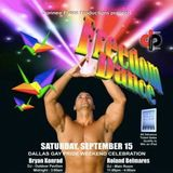 Freedom Dance [Live @ Dallas Pride 2012] (September 2012)